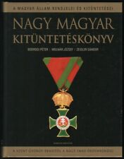 Hungarian Great book of Orders and Decorations 2005