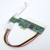 1Pcs PCI Express PCIE To PCI Adapter Card Asmedia 1083 Chip Riser Extender 32bit