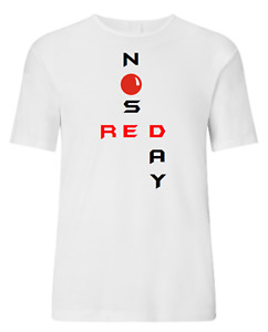 red nose day tshirt, kids unisex red nose day tshirt