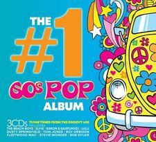 The #1 60s Pop Album - Various Artists (Box Set) [CD]