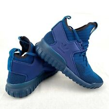 Adidas Tubular X PK S80131 Men's Shoes Sneakers Trainers Sports Blue US 5.5 UK 5