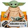 Star Wars The Mandalorian Baby Yoda 6.5-Inch Toy Figure The Child Jedi