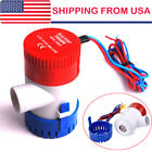1100GPH 12V Electric Marine Submersible Bilge Sump Water Pump Fit For Boat Yacht photo