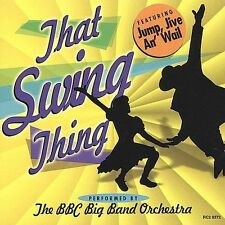 FREE US SHIP. on ANY 2 CDs! NEW CD Various Artists: That Swing Thing