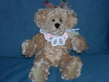 Pam Kisner Bear-Light Tan-With Tag-Named Maggie-Mint
