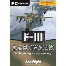 F - 111 Aardvark (Pc Dvd) Nuevo Sellado F111
