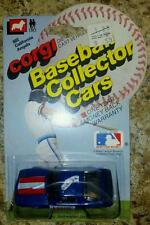 1983 Corgi California Angels Baseball Collector Cars
