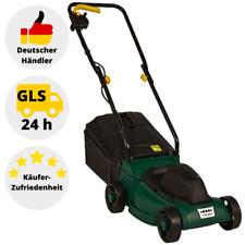 Rasenmäher Elektro 1000W Elektromäher 32 cm Schnittbreite Garten Motor Mäher