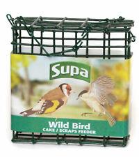 Suet block feeder for Wild Birds. Suet Cake Holder