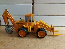 Maisto 1/32 Articulated Front Loader With Rear Claw Lift