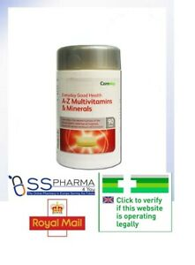 Careway A-Z Multivitamin and Mineral Tablets 30s