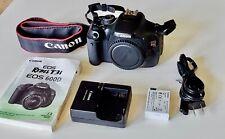 Canon EOS Rebel T3i/EOS 600D 18.0MP Digital SLR Camera (Body Only) Black +