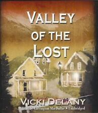 The Constable Molly Smith: Valley of the Lost by Vicki Delany (2012, CD, Unabrid
