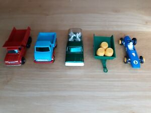 5 Vintage Lesney Matchbox Cars (Lot I)