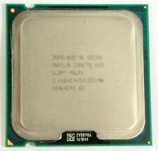 4X INTEL CORE 2 DUO E8200 2.66GHz SLAPP 6M PC DESKTOP COMPUTER CPU PROCESSOR