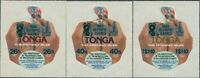 Tonga official 1980 SGO210-O212 Olympic Games set FDI FU