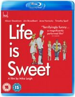 Nuevo Life Is Sweet Blu-Ray