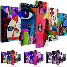 ABSTRACT Canvas Wall Art Image Photo Print a-A-0113-b-n