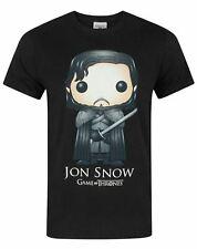 Game Of Thrones Funko Jon Snow Men's T-Shirt