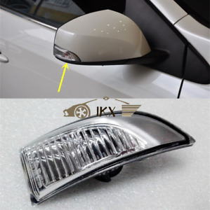 Right RH Rear View Mirror Trun Signal Light Lamp For Renault Fluence 2011-2015