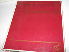 """QTY-22 VINTAGE PC SOFTWARE W/ 3.5"""" & 5.25"""" DISKETTES IN BINDER NEC TOSH HP MISC"""