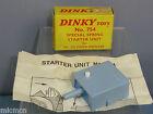 DINKY TOYS MODEL No.754  SPECIAL SPRING STARTER UNIT ( SUPER SPRINTER) VN MIB