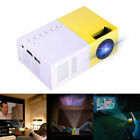 Mini Video Projector Portable And Compact With Accessories - New