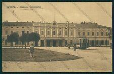 Vicenza Città Stazione Tram cartolina VK2080