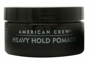 AMERICAN CREW HEAVY HOLD POMADE - MEN'S FOR HIM. NEW. FREE SHIPPING