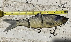 NICE KGB Benson Natural Shad Swimbait Fishing Lure Legend Chad
