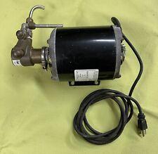 Mcanns Procon Carbonator Pump