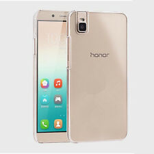 For Huawei Honor 7i Shot X Crystal Clear hard case DIY cover