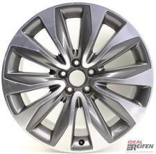 Genuine Audi A8 S8 A7 S7 4H 20 inch Aluminium rim 9X20 ET37 4h0601025an ef5997
