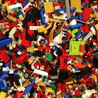 LEGO 1 Kg - Steine Basic Platten Räder Sondersteine Kiloware Gemischt Kilo