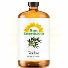Best Tea Tree Essential Oil 100% Purely Natural Therapeutic Grade 16oz