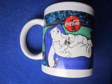 Coca-Cola Polar Bears, 1999 Giftco Really Cool Dad School Designs Coffee Mug