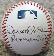 Darrell Porter dec.02 PSA/DNA Signed Baseball St. Louis Cardinals 1982 WS MVP