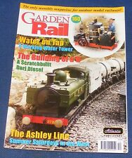GARDEN RAIL ISSUE 160 DECEMBER 2007 - THE BUILDING OF A 'B'/WATER ON TAP