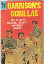Garrison's Gorillas TV Series Comic Book #4 Dell Comics 1968 FINE
