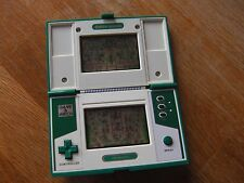 """Lcd game Nintendo """" Green house """"  game watch"""