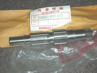 NOS HONDA CR 250 R 1988 - 1997 23221-KS7-830 counter shaft SUPER EVO CR250R