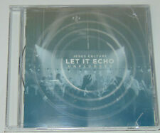 Let It Echo: Unplugged by Jesus Culture (CD, Capitol)