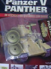 Panzer V Panther 1 : 16* Bauteil Nr. 52 + Heft* Geschichte + Modellteile
