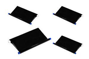 4 x Fax-Rollen Kompatibl Panasonic KX-FA52X KX FP 205 215 FC 225 226=420 Seiten