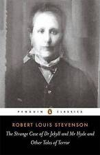 The Strange Case of Dr. Jekyll and Mr. Hyde and Other Tales of Terror by Robert Louis Stevenson (Paperback, 2003)
