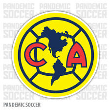 Club America Mexico Vinyl Sticker Decal Calcomania Color Die Cut Aguilas Ame