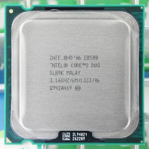 Intel Core 2 Duo E8500 CPU Processor (3.16Ghz/ 6M /1333GHz) Socket 775 LGA775