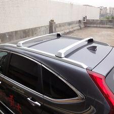 Silver Fit for HONDA CRV CR-V 2012-2014 2015 2016 roof rack crossbar cross bar