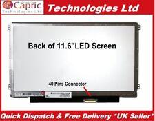 "Brand New 11.6"" N116B6-L04 HD LED LCD Screen For HP Pavilion X360 11-N010DX"