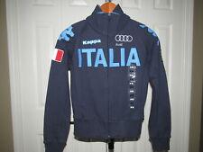 NEW Kappa Fisi Italia Audi Team zip up Jacket XS womens NWOT